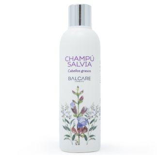 Champú de Salvia Balcare - 250 ml.