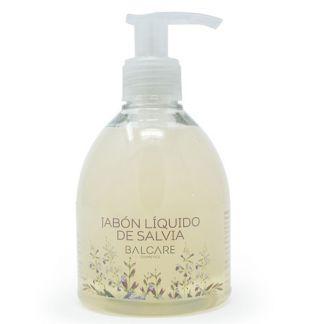 Jabón de Manos de Salvia Balcare - 250 ml.