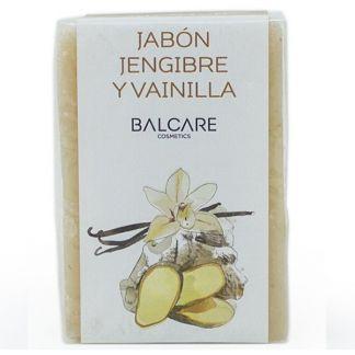 Jabón Termal de Jengibre y Vainilla Balcare