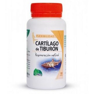 Cartílago de Tiburón MGD - 120 cápsulas