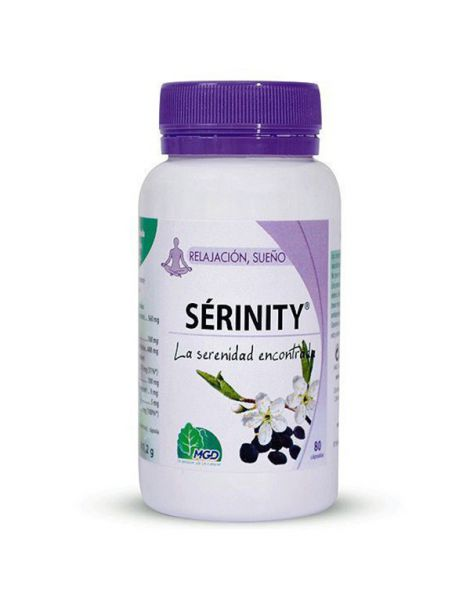 Serenity MGD - 80 cápsulas