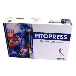 Fitopress Biológica - 20 ampollas