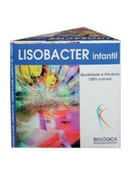 Lisobacter Infantil Biológica - 3 frascos