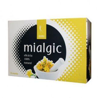 Mialgic Biológica - 30 ampollas