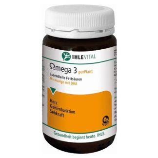 Omega 3 Purplant Ihlevital - 60 cápsulas