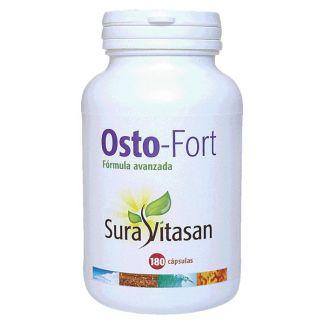 Osto-Fort Sura Vitasan - 180 cápsulas