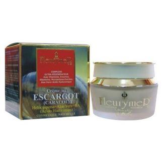 Crema Caracol, Ácido Hialurónico y Aloe Vera Fleurymer - 50 ml.
