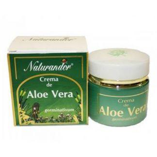 Crema de Aloe Vera Fleurymer - 50 ml.
