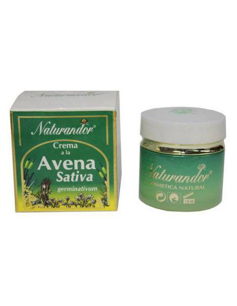 Crema de Avena Sativa Fleurymer - 50 ml.