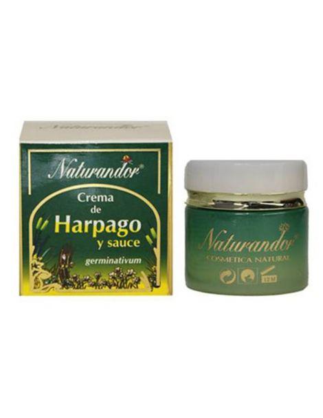 Crema de Harpago y Sauce Fleurymer - 50 ml.