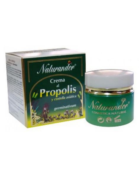 Crema de Própolis Fleurymer - 50 ml.