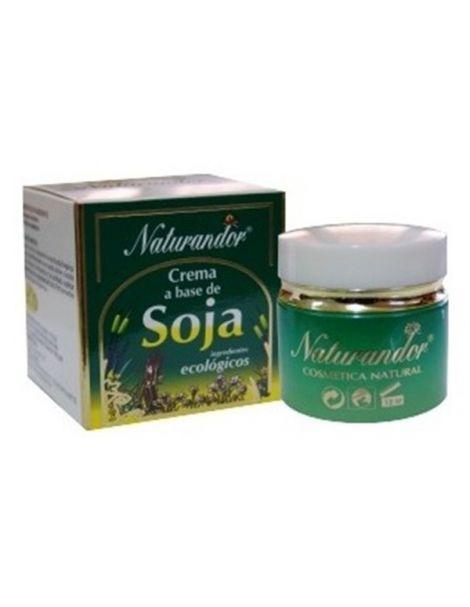Crema de Soja Eco Fleurymer - 50 ml.