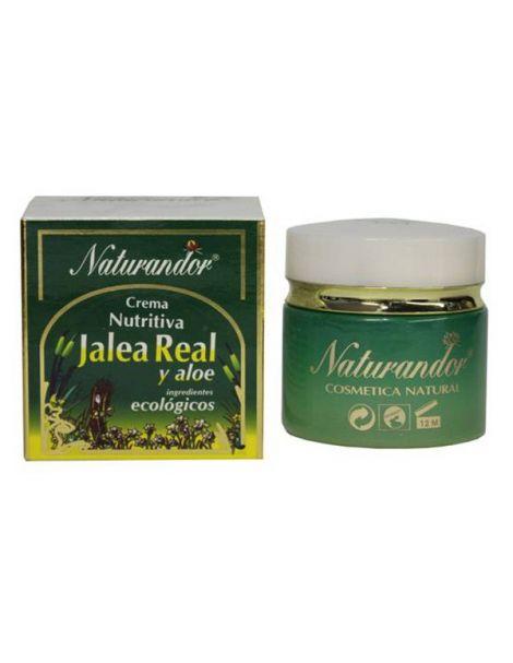Crema Hidratante Jalea Real y Aloe Vera Fleurymer - 50 ml.