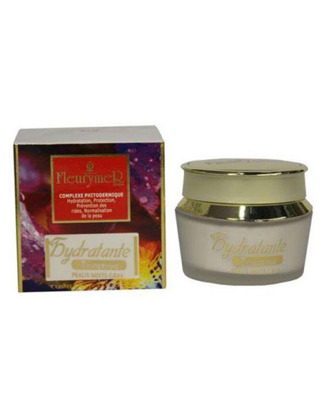 Crema Hidratante Mixto-Graso Fleurymer - 50 ml.