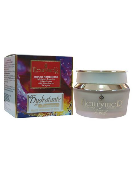 Crema Hidratante Normal-Seco Fleurymer - 50 ml.