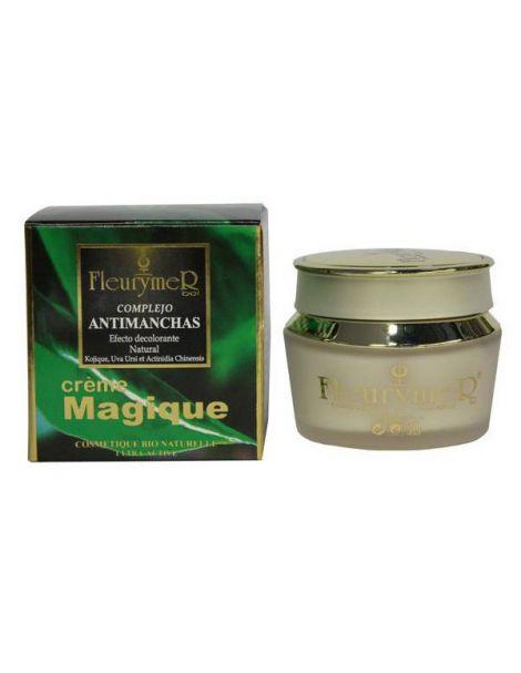 Crema Magique Despigmentadora Fleurymer - 50 ml.