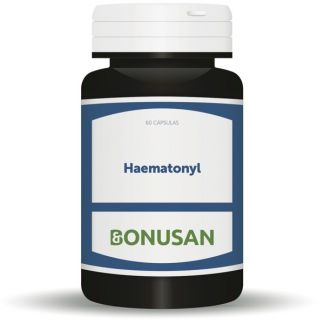 Haematonyl Bonusan - 60 cápsulas