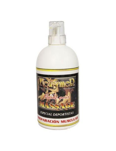 Crema Masaje Deportistas Fleurymer - 500 ml.