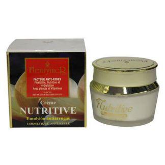 Crema Nutritiva Antiarrugas Fleurymer - 50 ml.