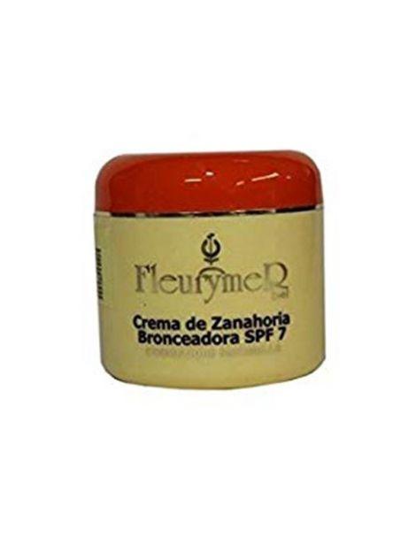 Crema Solar Zanahoria SPF 7 Fleurymer - 110 ml.