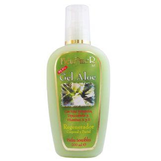 Gel de Aloe Vera, Rosa Mosqueta y Tepezcohuite Fleurymer - 200 ml.