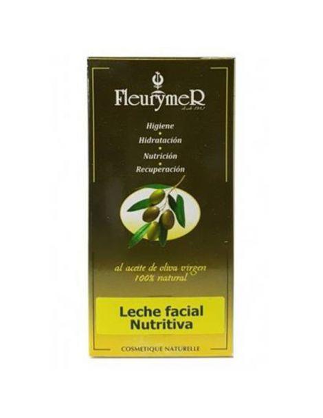 Leche Facial Nutritiva de Olivo Fleurymer - 50 ml.