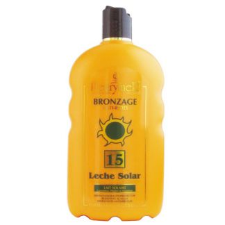 Leche Solar SPF 15 Fleurymer - 250 ml.