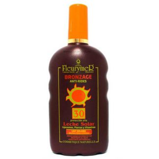 Leche Solar SPF 30 Fleurymer - 250 ml.