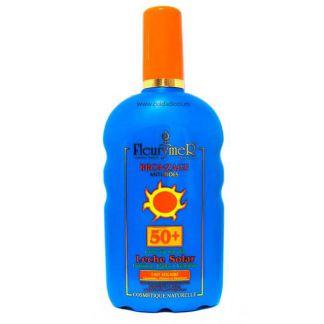 Leche Solar SPF 50+ Fleurymer - 250 ml.