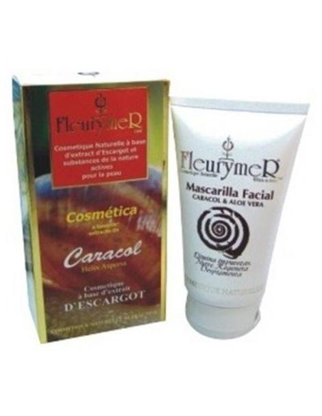 Macarilla Caracol y Aloe Vera Fleurymer - 80 ml.