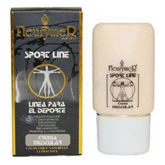Sportline Crema Contracturas Fleurymer - 50 ml.