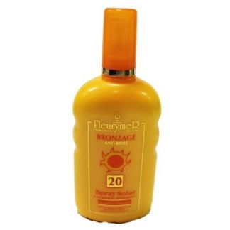 Spray Solar SPF 20 Fleurymer - 250 ml.