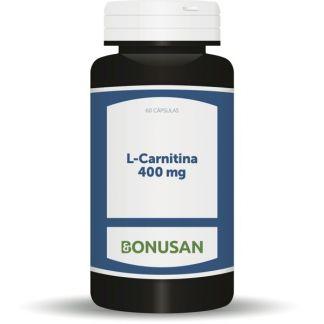 L-Carnitina 400 mg. Bonusan - 60 cápsulas
