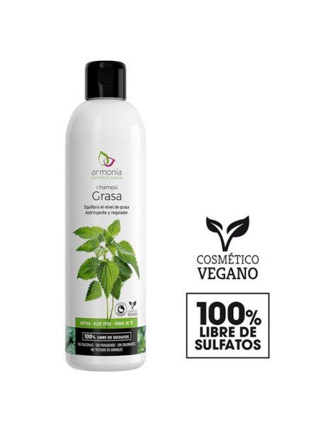 Champú Antigrasa Armonía - 300 ml.
