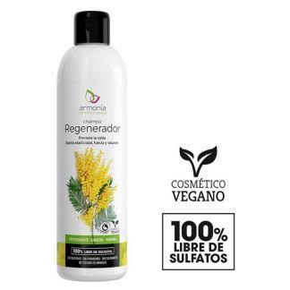 Champú Regenerador con Tepezcohuite Armonía - 300 ml.