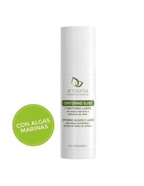 Contorno de Ojos y Labios Algas Marinas Armonía - 30 ml.