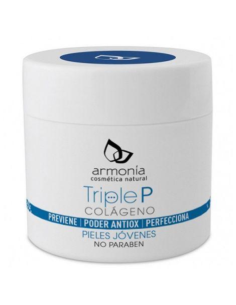 Crema de Colágeno Pieles Jóvenes Armonía - 50 ml.