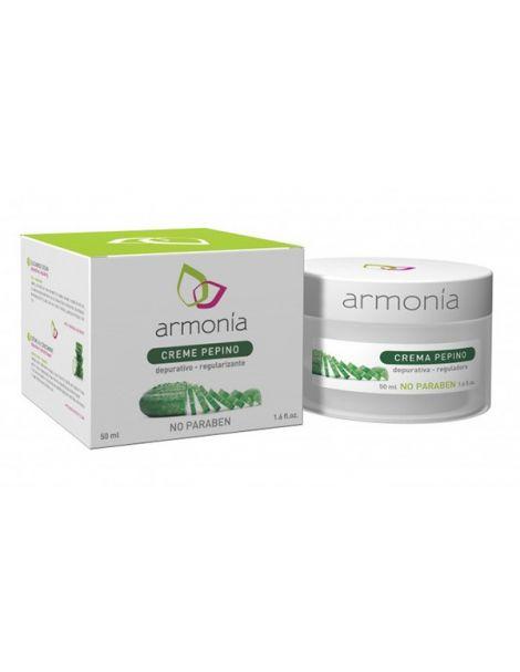 Crema de Pepino Antiacné Armonía - 50 ml.