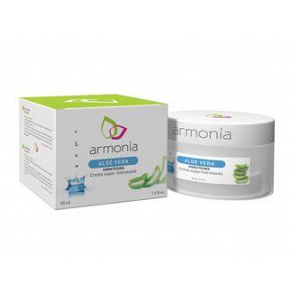 Crema Hidratissima de Aloe Vera Armonía - 50 ml.