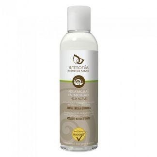 Agua Micelar Baba de Caracol Helix Active Bio Armonía - 200 ml.