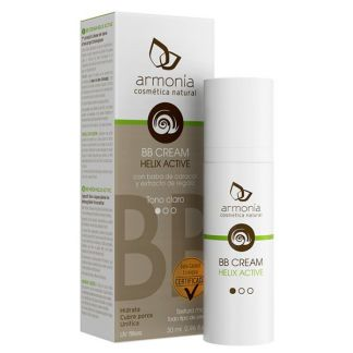 BB Cream Helix Active Tono Medio Bio Armonía - 30 ml.