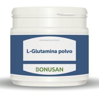 L-Glutamina Polvo Bonusan - 200 gramos