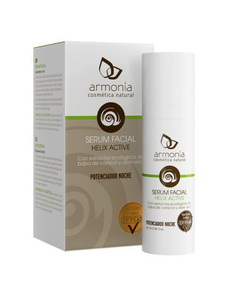 Sérum Facial Baba de Caracol Helix Active Bio Armonía - 30 ml.