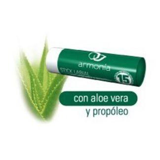 Protector Labial Aloe Vera y Propóleo Armonía - 4 gramos