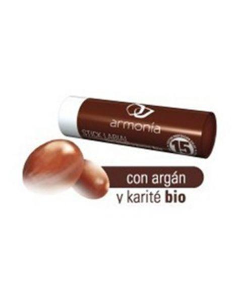 Protector Labial Argán y Karité Armonía - 4 gramos