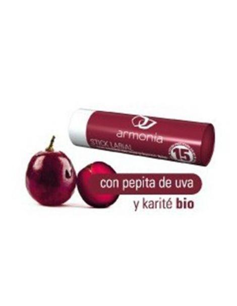 Protector Labial Pepita de Uva y Karité Armonía - 4 gramos
