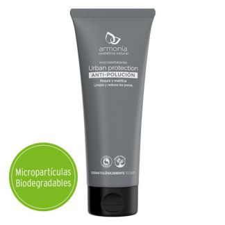 Exfoliante Antipolución Urban Protection Armonía - 75 ml.
