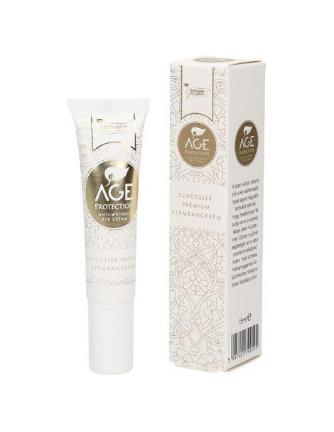 Contorno de Ojos Age Protection Shüssler Natur Cosmedics - 15 ml.
