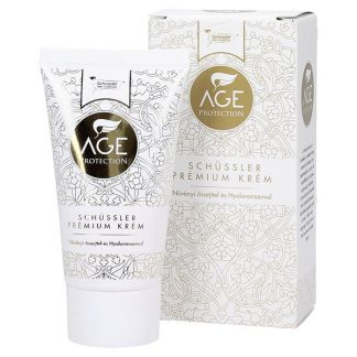 Crema Premium Age Protection Shüssler Natur Cosmedics - 50 ml.