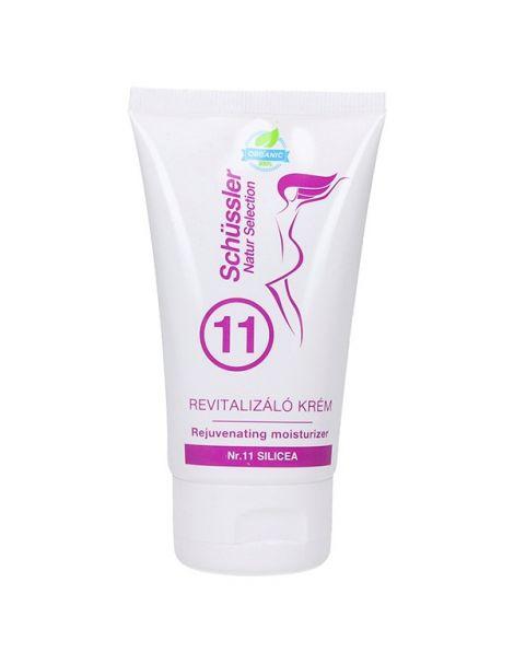 Crema Silicea Nº 11 Shüssler Natur Cosmedics - 75 ml.